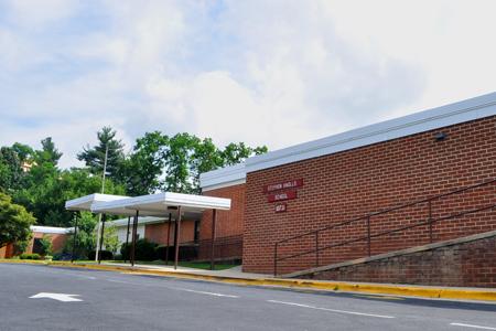 Stephen Knolls School building