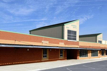 Longview School building