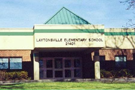 Laytonsville ES building