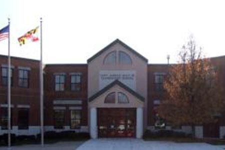 Capt. James Daly ES building