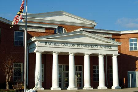 Rachel Carson ES building