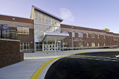 Garrett Park ES building