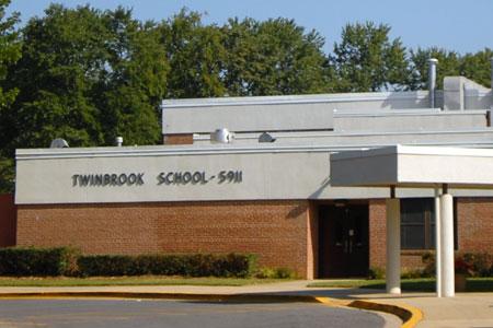 Twinbrook ES building