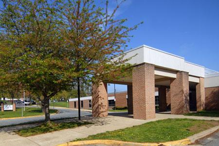 Meadow Hall ES building