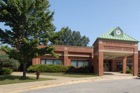 Burtonsville ES building