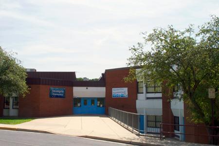 Stonegate ES building