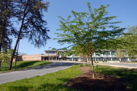 Wyngate ES building