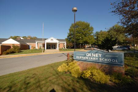 Olney ES building
