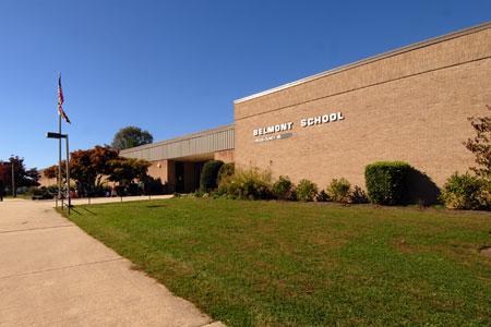 Belmont ES building