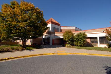 Goshen ES building