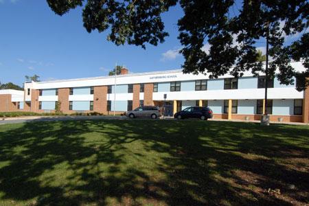 Gaithersburg ES building