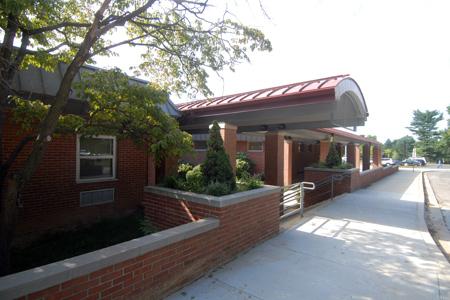 Whetstone ES building
