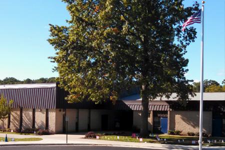 Watkins Mill ES building