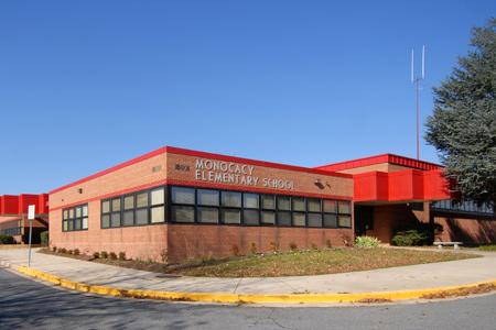 Monocacy ES building
