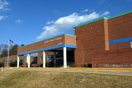 Cedar Grove ES building