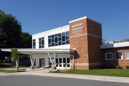 Sargent Shriver ES building