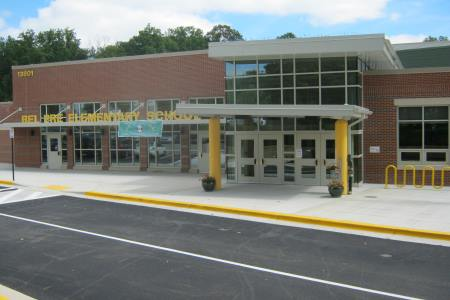 Bel Pre ES building