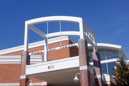 Kemp Mill ES building