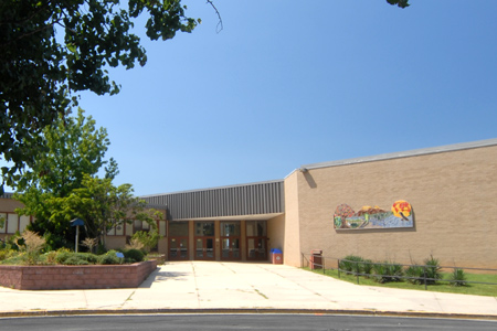Neelsville MS building
