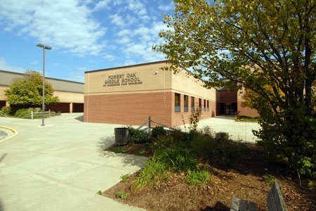 Forest Oak MS building