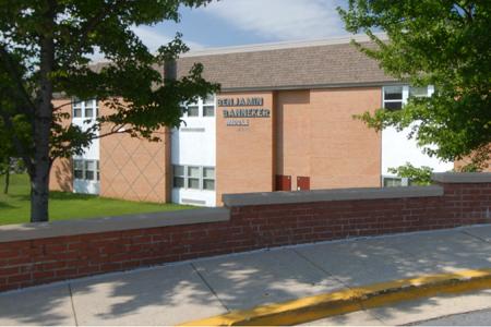 Benjamin Banneker MS building