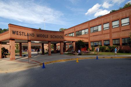 Westland MS building
