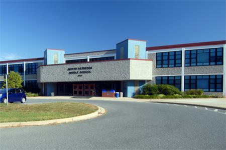North Bethesda MS building