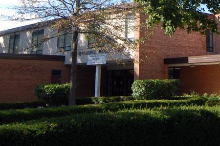 Gaithersburg MS building
