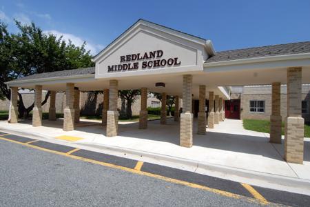 Redland MS building