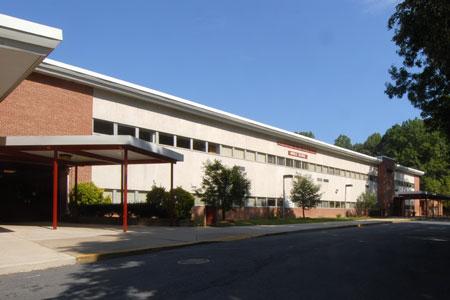 Col. E. Brooke Lee MS building