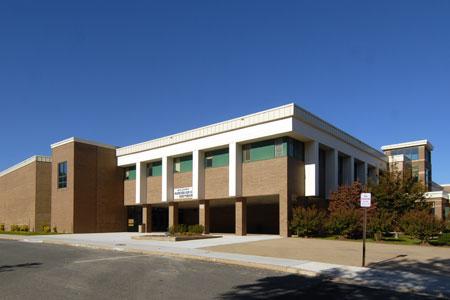 Col. Zadok Magruder HS building